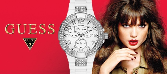 Guess Watches For Women Online Branded Shopping