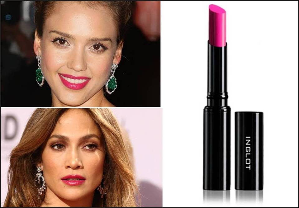 Buy branded lipstick of different brands